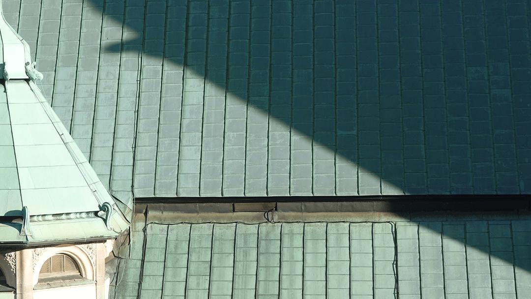 HIGH & OVER —Stockholm copper green