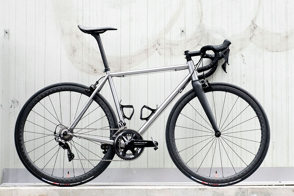 NOPE! 6.x light weight steel racing bike