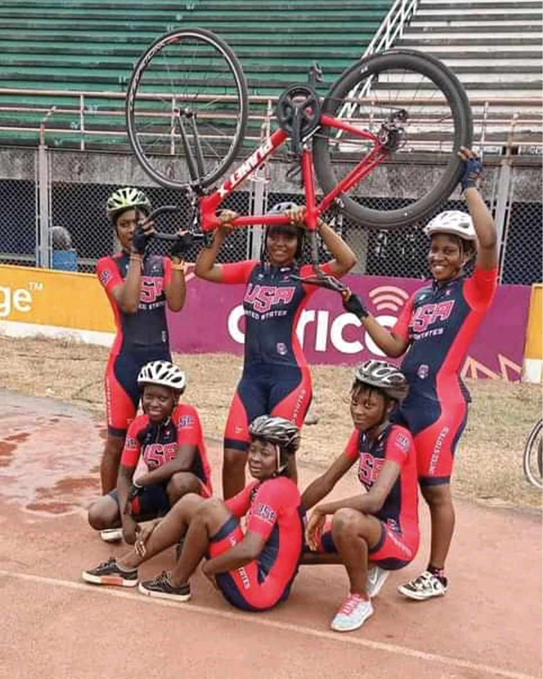 Flames womens team
